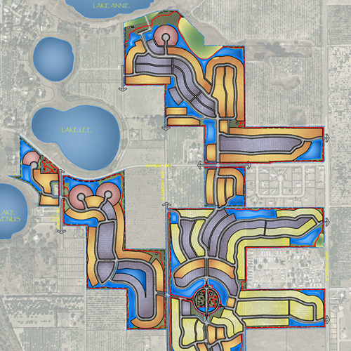 Waverly Village Master Plan